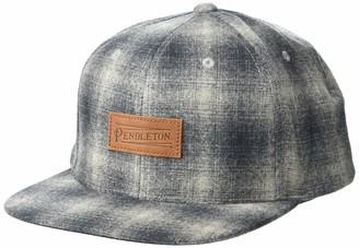 Pendleton Logo Flat Brim Hat