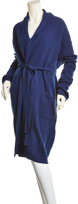 Sofia Cashmere Sofiacashmere Thermal Bathrobe