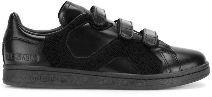Adidas By Raf Simons strappy sneakers