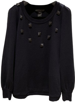 Marc by Marc Jacobs Navy Cotton Top for Women