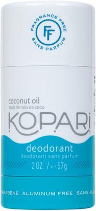 Kopari Natural Coconut Fragrance Free Deodorant