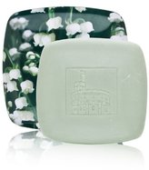 Woods of Windsor Lily of the Valley by Discontinued) 3.5 oz Fine English Soap with Collector's Tin Dish