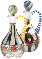 Mackenzie Childs Heirloom Cruet Set