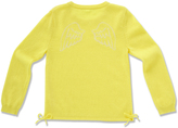 Marie Chantal Angel Wing Intarsia Sweater