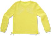 Marie Chantal Marie-Chantal Angel Wing Intarsia Sweater