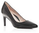 Taryn Rose Women's Gabriela Leather Pointed Toe Pumps