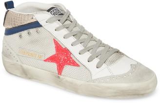 Golden Goose Mid Star High Top Sneaker