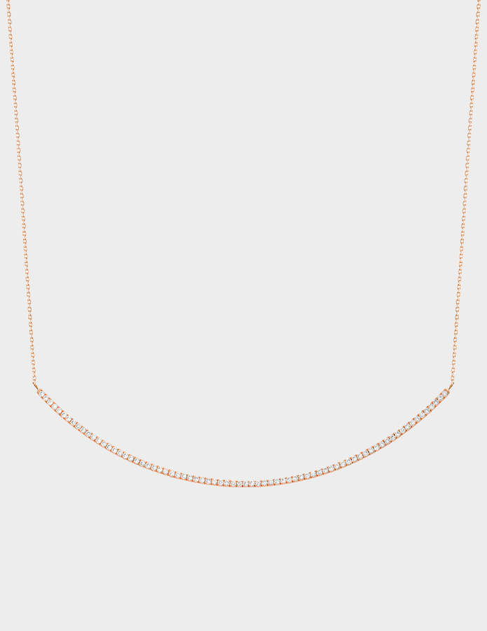 VANRYCKE Medellin Pendant Necklace in gold and diamonds