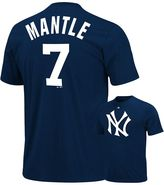 New York Yankees Majestic mickey mantle cooperstown tee