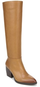 Naturalizer Fae Wide Calf High Shaft Boots Women's Shoes