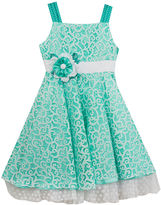 Rare Editions Sleeveless Skater Dress - Preschool Girls