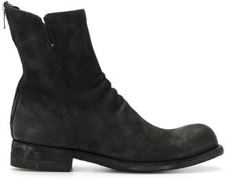 Officine Creative Hubble Vertigo ankle boots