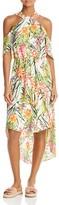 Adelyn Rae Leanna Floral Cold Shoulder Dress