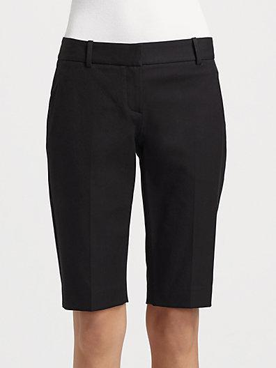 Theory Palmer Bermuda Shorts