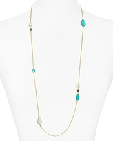 Argentovivo Station Necklace, 35