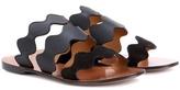 Chloé Mules en cuir