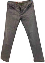 Juicy Couture Grey Cotton - elasthane Jeans for Women