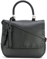 Max Mara flap shoulder bag
