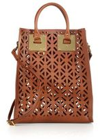 Sophie Hulme Structured Tote