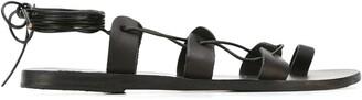 Ancient Greek Sandals 'Alcyone' lace-up sandals