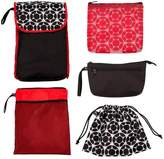 J L Childress Diaper Bag Organizer 5 Piece Set