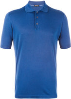 Kiton classic polo shirt - men - Cotton - L