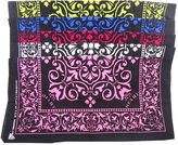 OWM Handkerchiefs 5 Assorted Color Reflective Western Design Paisley Bandana Lot