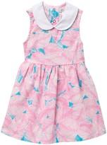 Carriage Boutique Palm Springs Yoke Dress (Baby Girls)