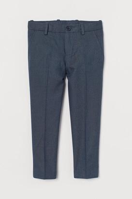 H&M Slim Fit Suit trousers