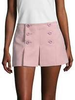 RED Valentino Cotton Split Skort