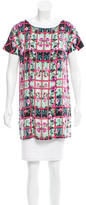 Mary Katrantzou Silk Printed Top