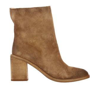 Marsèll Heeled Booties Mont Tapiro Suede Ankle Boots