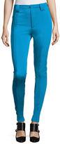 Balenciaga Seamed Stretch-Knit Pants