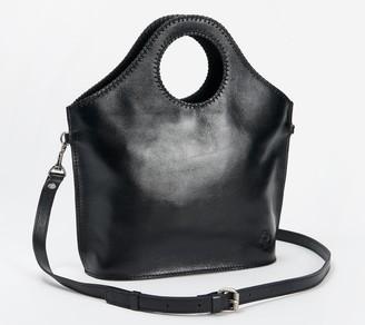 Patricia Nash Leather Moretto Shopper
