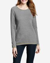 Eddie Bauer Women's Sweatshirt Crewneck Sweater