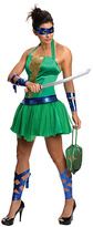 Rubie's Costume Co TMNT Leonardo Costume Set - Women