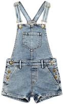 Thumbnail for your product : Finger In The Nose Stretch Cotton Denim Overalls