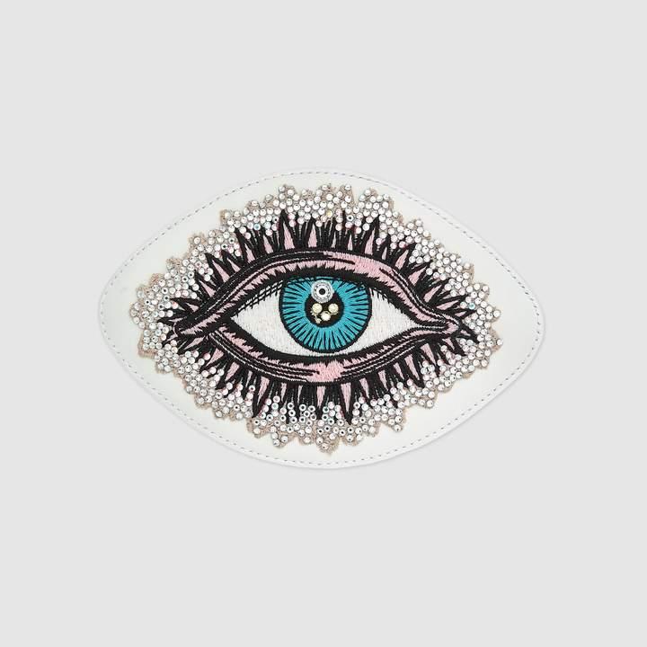 Gucci Ace eye patch