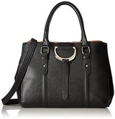 London Fog Hutton Triple Satchel