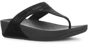 FitFlop Incastone Toe-Thong Sandals Women's Shoes
