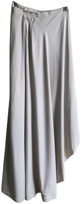 Maison Margiela Ecru Skirt for Women