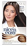 Clairol Nice 'N Easy Hair Color 117d Natural Medium Cool Brown 1 Kit by