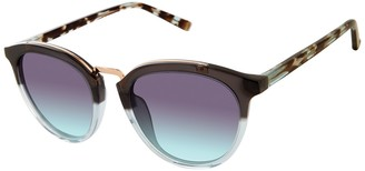 Ted Baker 50mm Round Combination Sunglasses