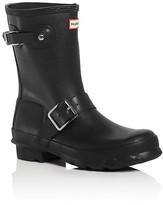 Hunter Girls' Original Biker Rain Boots - Little Kid, Big Kid