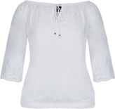 City Chic Detail Lover Shirt