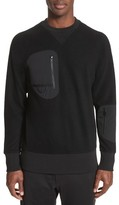 Y-3 Men's Zip Pocket Sweater