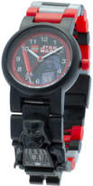 Lego Star Wars Darth Vader Mini Figure Link Watch