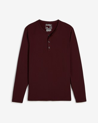 Express Thermal Wicking Henley