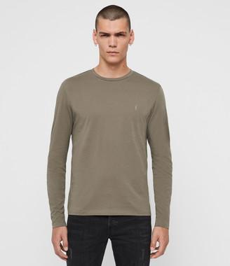 AllSaints Tonic Long Sleeve Crew T-Shirt