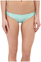 Amuse Society Everly Solid Skimpy Bottom